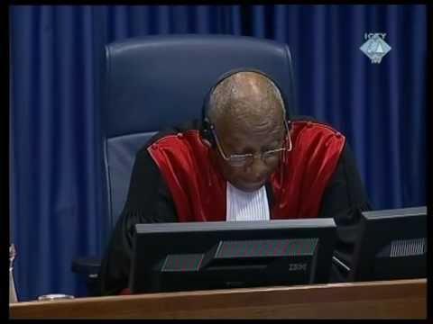 Initial Appearance: Šešelj - 3rd Contempt of Court Case - 6 July 2011