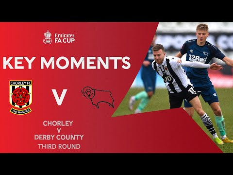 Chorley Derby Goals And Highlights