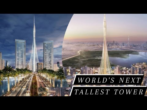 World's Next Tallest Tower(Dubai Creek Harbour)