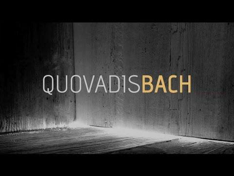 QuoVadisBach - 432 Hz - Decelerazioni musicali sulle Suites per violoncello solo di J.S.Bach