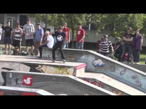 DVS Team Skate-Demo - Lingner Dresden