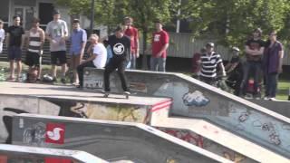 DVS Team Skate Demo Lingner Dresden