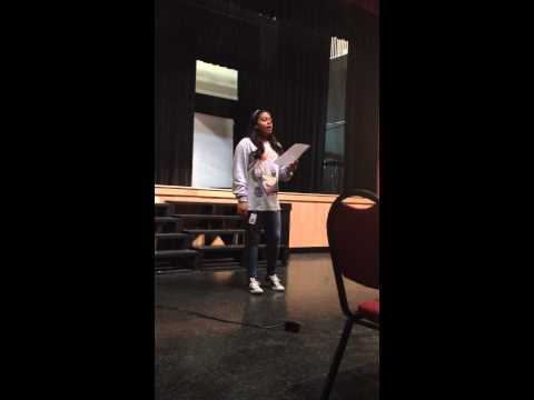 """""""Good Morning Baltimore"""" from Hairspray auditions"""