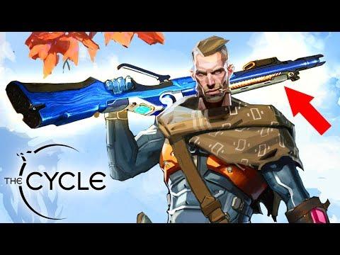 ЭТА ПУШКА ИМБА! НОВЫЕ ГОЛОДНЫЕ ИГРЫ С МОНСТРАМИ! - THE CYCLE