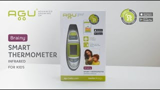 AGU Smart Infrared Thermometer SHE7