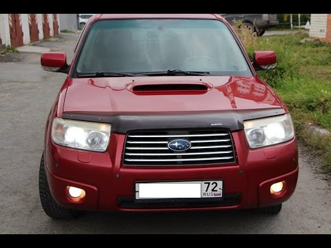2006 Subaru Forester 2.5 XT - 2815 - YouTube