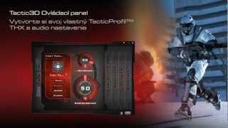 Sound Blaster Tactic3D Wrath Wireless [CZ]