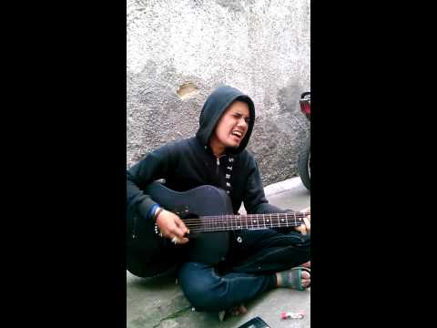 Last Child - Sekuat Hati (cover by Acong)