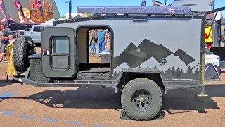 ITW OVERLAND - Boreas XT Offroad Camper Trailer Walk Through