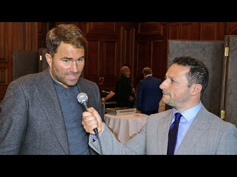 Eddie Hearn: Is The 'SUPER SERIES' The Future Of BOXING? | Finding Who Is The Best of The Best!!