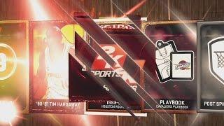 NBA 2K15 PS4 My Team - Dimer Packs Hot!