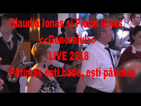 Claudia Ionas Si Florin Ionas - Generalul // 2018 // Nu-mi place de loc