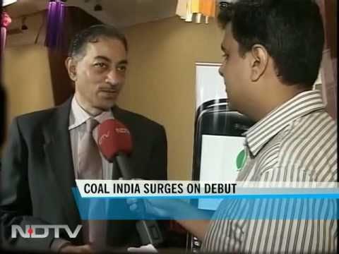 Coal India's stellar listing on bourses