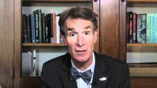 Bill Nye Says Thanks For Your Support of Planetary Science!