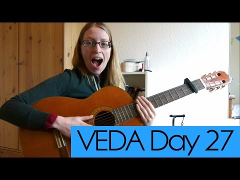 VEDA Day 27: Musical interlude