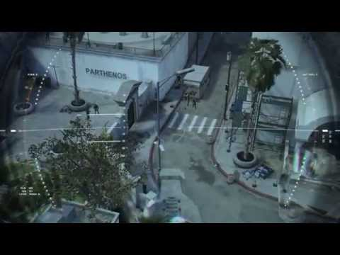 COD Advanced Warfare Manhunt Mission #6
