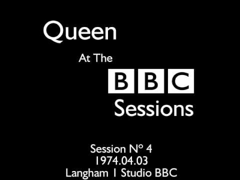 Queen - Nevermore (BBC Sessions - Session 4 April 1974)