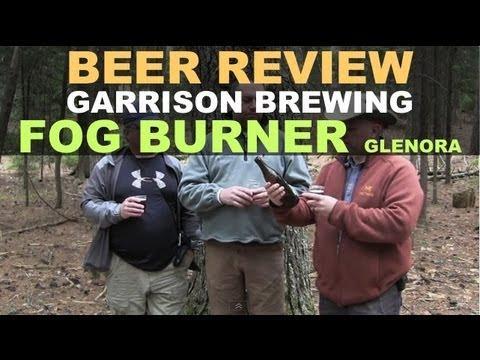 Garrison Brewing Ol Fog Burner Glenora 2012 Beer Review