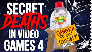 Super Secret Deaths in Video Games 4!