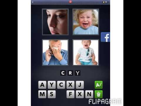 4 Pics 1 Word - level 1 to 40 answers