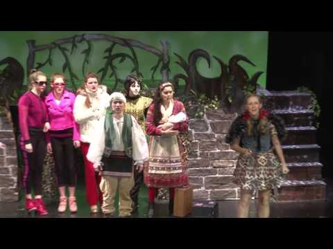 Into the Woods - The Brearley School