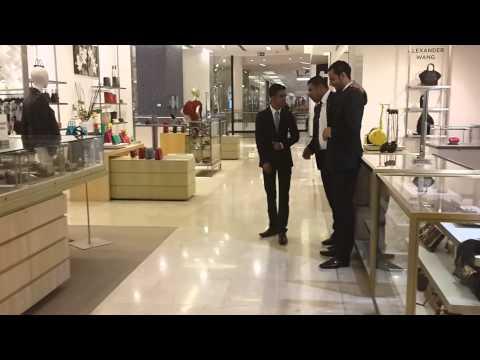 The New Lanvin Shop -  Saks Fifth Avenue (Bahrain)