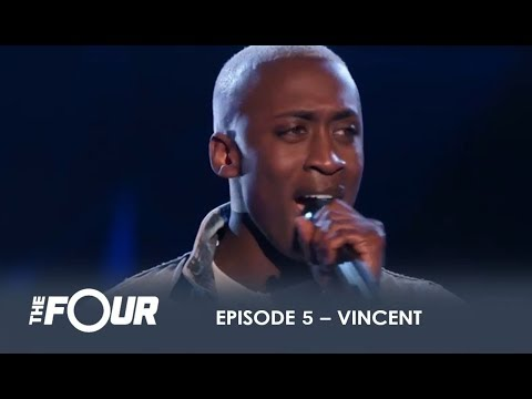 Vincint Cannady: Smooth Singer SLAYS His Audition | S1E5 | The Four