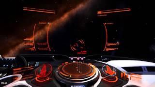 Elite Dangerous: Horizons - Anaconda vs Cutter - Killing CMDR Sucky