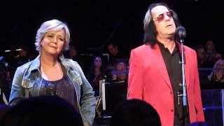 TODD RUNDGREN and MATHILDE SANTING & Metropole Orchestra - Love In Disguise - Amsterdam 11-11 2012