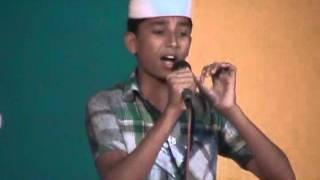 ssf state sahithgyolsav 2011 arabic song senior ahlan va sahlan