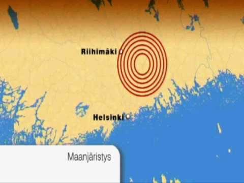 Maanjäristys