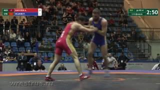 80 кг. Азамат Хакулов- Руслан Исаков. 1/4 финала.