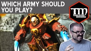 Which Army Should You Play?