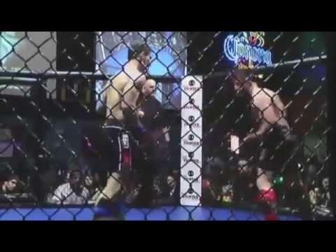 Thomas Farrell MMA