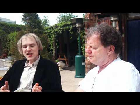 Chris Cundy and Stuart Wilding in conversation about EXIT KIT - Cheltenham Jazz Festival 2011