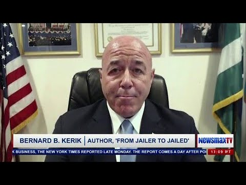 "Bernie Kerik - ""Classless"" For Politicians To Talk Gun Control Before Bodies Even Identified"