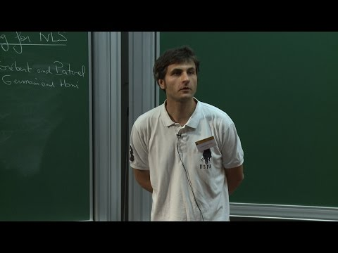 Laurent THOMANN - Modified scattering for the Gross-Pitaevskii equation