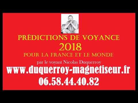 64d5bf19d28337 Prédictions 2018 de voyance pour la France et le monde par le médium voyant  Nicolas Duquerroy