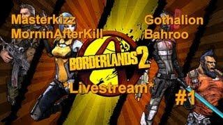Livestream Featuring Masterkizz, MorninAfterKill, and Bahroo (Part 1)