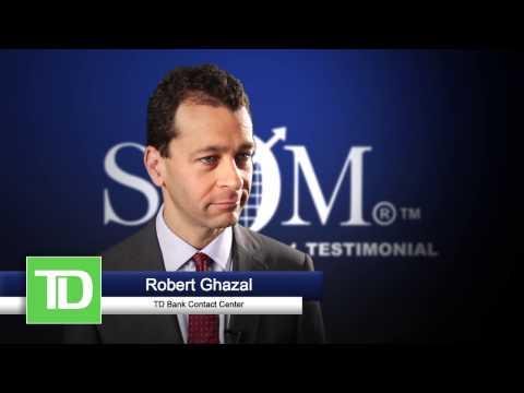 SQM Group Client Testimonial - TD Bank