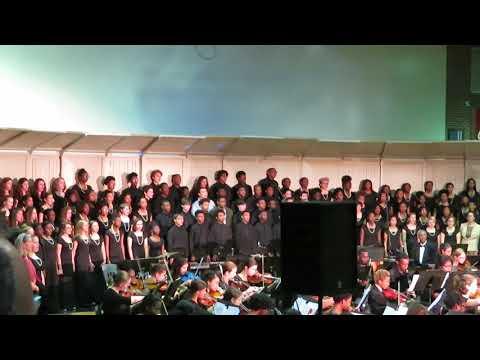 Dekalb School of the Arts Halleluah winter concert 2018