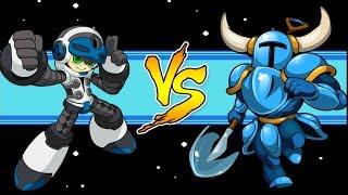 Mighty No 9 vs Shovel Knight: The True Successor to Mega Man