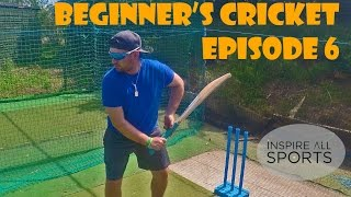 Back to batting this week for Aaron as he shows us how to set your ...