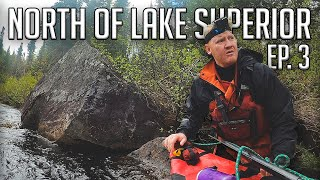 Two Brothers Alone in the Wilderness - E.3 - Surprise Waterfall