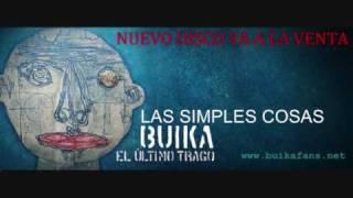 """BUIKA: Las simples cosas (del disco """"El último trago"""")"""