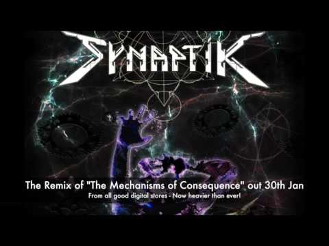 SYNAPTIK 'VACANCY OF MIND' REMIX 2017 - Progressive Thrash Metal