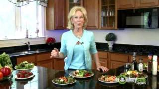 Healthy Food Portions - Fruits and Vegetables