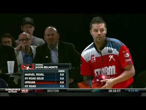 2014 PBA Oklahoma Open CBS Sports Network Full Game