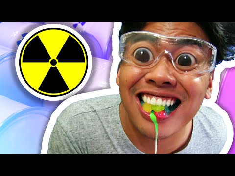 TOXIC WASTE CHALLENGE! | Would You Rather #3