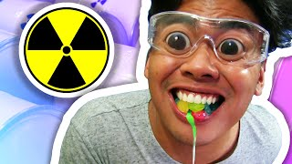 TOXIC WASTE CHALLENGE! | Would You Rather #3 thumbnail